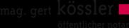 Notariat Mag. Gert Kössler - Öffentlicher Notar Innsbruck/Tirol